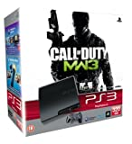 Image of Sony PlayStation 3 Console (320GB Model) with Call of Duty: Modern Warfare 3 Bundle (PS3)
