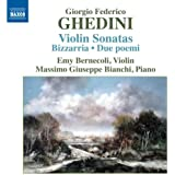 Ghedini: Complete Works For Violin & Piano [Emy Bernecoli; Massimo Guiseppe Bianchi ] [Naxos: 8.572828]