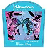 NV Detour Iridescence Black Raspberry Dessert Wine 750 mL