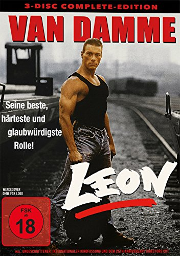 Leon - Complete Edition [3 DVDs]