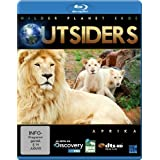 "Outsiders - Wilder Planet Erde: Afrika [Blu-ray]von ""Peter Lamberti"""