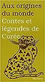 Image of Contes et légendes de Corée