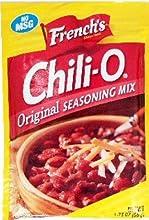 French39s Chili-O Original Seasoning Mix-6 SIX 175 oz Packets