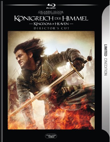 Königreich der Himmel - Limited Cinedition [Blu-ray] [Director's Cut]