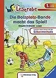Leserabe mit Mildenberger Silbenmethode: Die Bolzplatz-Bande macht das Spiel!