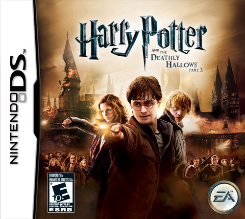 harry potter 7 part 2 game. Harry Potter and The Deathly