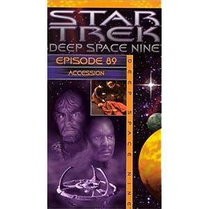 Star Trek - Deep Space Nine, Episode 89: Accession movie