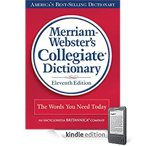 merriam webster dictionary 11th edition year published