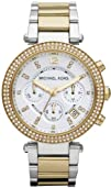 Michael Kors Womens MK5626 Parker GoldSilver Watch