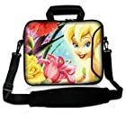 NEW Fashion design Black Cute girl 9.7 10 10.1 10.2 inch Neoprene Laptop Netbook tablet Shoulder Case Carrying Bag cover with strap Pocket For Apple iPad 1 2 ipad 3 ,new ipad 4/Amazon Kindle DX/Samsung GALAXY Note Tab 2/Acer Iconia A200 W500 A500 Tablet/Microsoft Surface RT 10.6 Windows Pro/Asus Transformer Pad TF300 TF300T TF700/ Dell Mini 9 10 / HP Mini 110 210 /Google Android Nexus 10/Asus EEE Pad Acer Aspire One/Sumsang NC10/Lenovo ideapad thinkpad/Toshiba Sony Computer