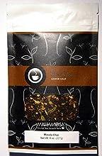 Mahamosa Chai Black Tea Blend and Tea Infuser Set 8 oz Masala Chai Black Tea 1 Stainless Steel Tea B