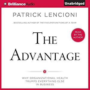 The Advantage Audiobook