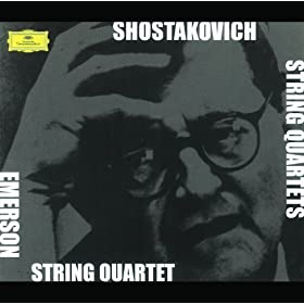 Shostakovich: The String Quartets (5 CD's)