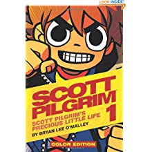 Scott Pilgrim Color Hardcover Volume 1: Precious Little Life -