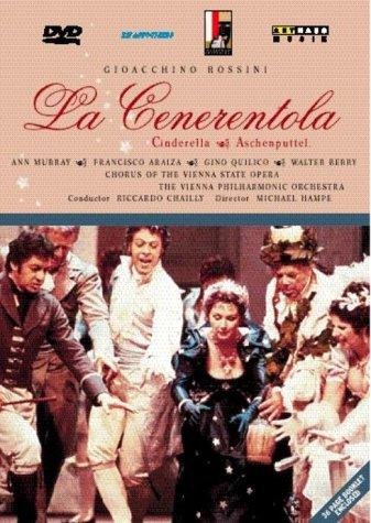 Rossini: La Cenerentola (Cinderella) -- Vienna/Chailly [DVD] [2001]