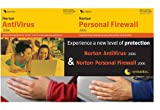 Norton Antivirus 2006 & Personal Firewall 2006 Bundle