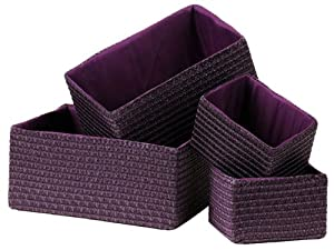 Exceptionnel Photos Of Purple Storage Baskets