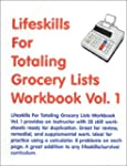 Lifeskills For Totaling Grocery Lists