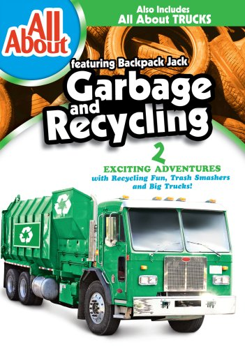 All About Garbage & Recycling [DVD] [Import]