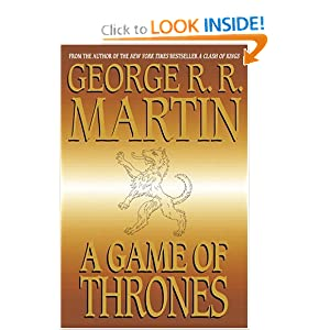 A Song of Ice and Fire, Book 1-4