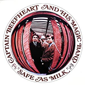 Safe As Milk (White Vinyl)