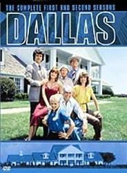 Dallas: The Complete Season 1 and 2 (5 Disc Box Set) [1978] [DVD]