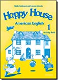 American Happy House 1: Activity Book (0194731154) by Maidment, Stella