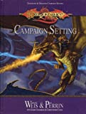 Dragonlance Campaign Setting (Dungeons & Dragons Campaign)(Margaret Weis)