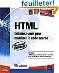 HTML - Entra�nez-vous pour ma�triser...