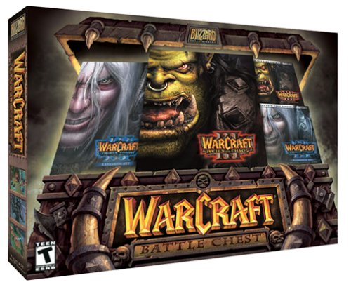Warcraft III Battle Chest - PC/Mac