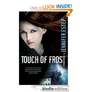 Kindle Daily Deal: Touch of Frost