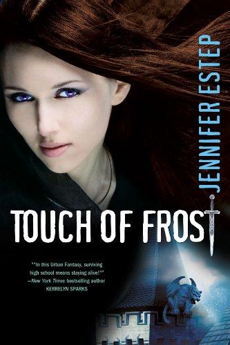 Touch of Frost (Mythos Academy) by Jennifer Estep