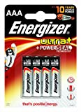 Energizer Ultra+ AAA Batteries - 4-Pack