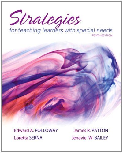 Download Strategies for Teaching Learners with Special Needs (10th