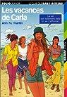 Les vacances de Carla