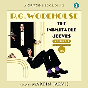 The Inimitable Jeeves (Unabridged) Hörbuch