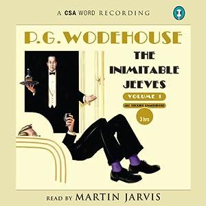 The Inimitable Jeeves (Unabridged) Audiobook