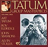 echange, troc Art Tatum, Roy Eldridge, John Simmons - The Tatum Group Masterpieces, Vol. 2