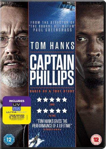 Captain Phillips (DVD + UV Copy) [2013]