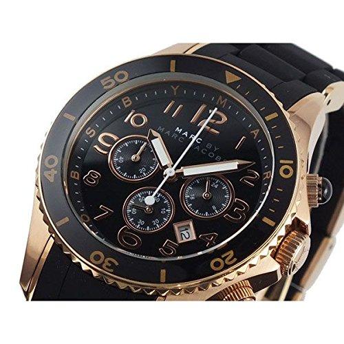 マークバイ マークジェイコブス MARC BY MARC JACOBS クロノグラフ 腕時計 MBM2553[並行輸入]