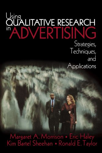 Using Qualitative Research in Advertising: Strategies,...