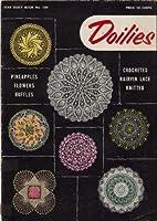 Doilies - Star Doily Book No. 104…
