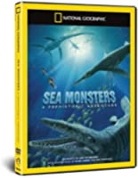 National Geographic: Sea Monster 2D [DVD]