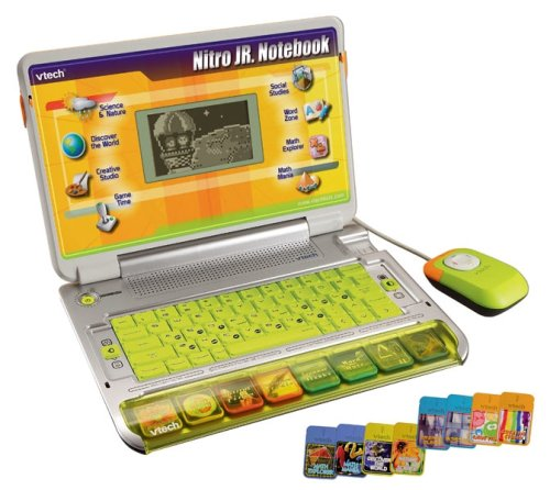 VTech Nitro Junior Notebook