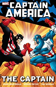 Captain America: The Captain by Mark Gruenwald, Tom Morgan and Kieron Dwyer