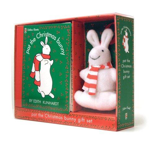 pat the Christmas bunny Gift Set (Pat the Bunny)