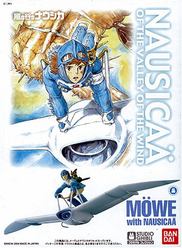 Nausicaä of the Valley of the Wind - Möwe with Nausicaä Model Kit