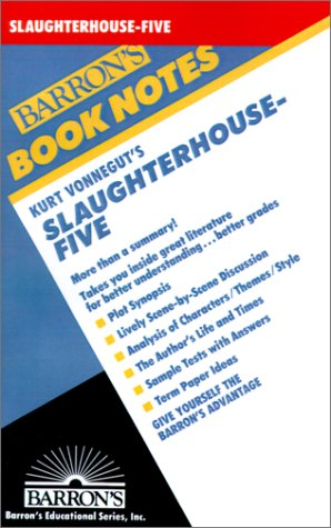 Buchseite und Rezensionen zu 'Kurt Vonnegut's Slaughterhouse-Five (Barron's Book Notes)' von William Bly