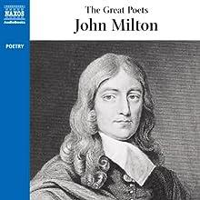 The Great Poets: John Milton (       UNABRIDGED) by John Milton Narrated by Samantha Bond, Derek Jacobi