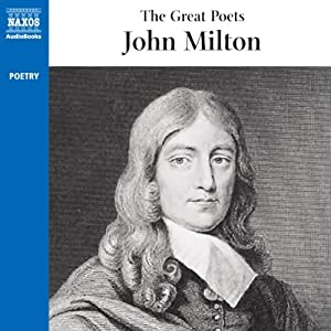 The Great Poets: John Milton Audiobook